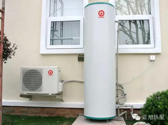 空气能机组巧妙安装,提高工程效率