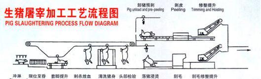 高温热泵屠宰运用