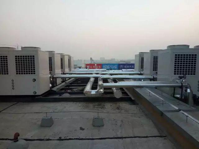 空气源热泵采暖项目