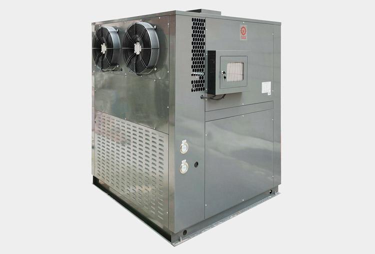 正旭新能源空气能热泵烘干机组空气源热泵直热型烘干机组
