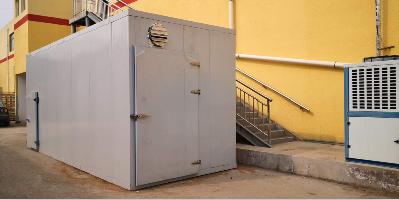 2020年河北承德市平泉市燕北生物科技2000斤香菇热泵烘干项目