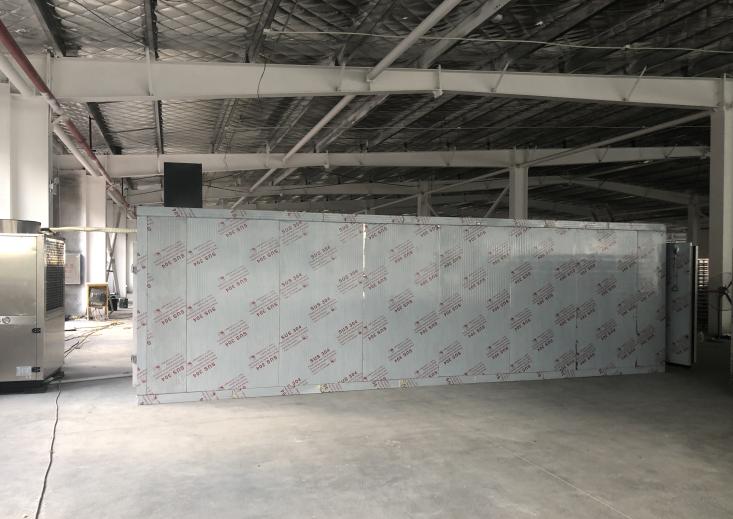 2020年湖南怀化靖州茯苓热泵烘干项目
