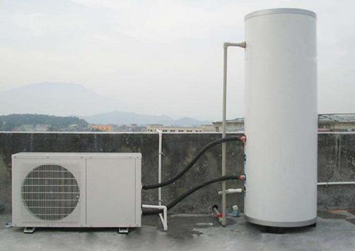 开发商送的空气能热水器好用吗?