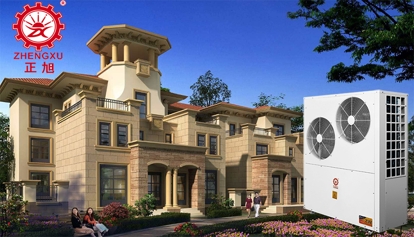 三层别墅选什么「值得推荐」的热水器?