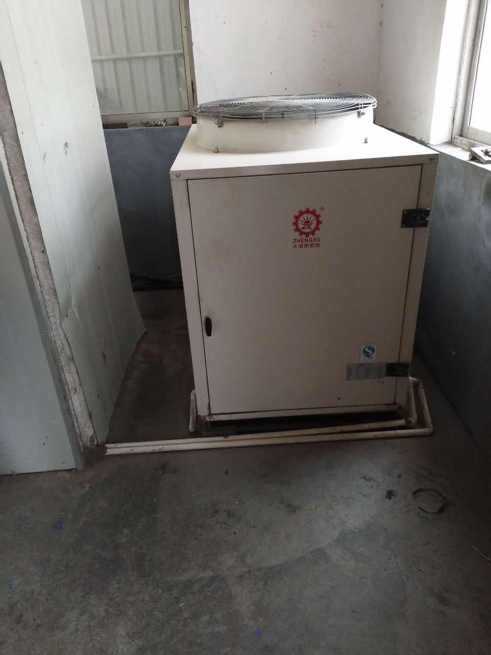 浙江富阳明悦纸管厂热泵烘干项目