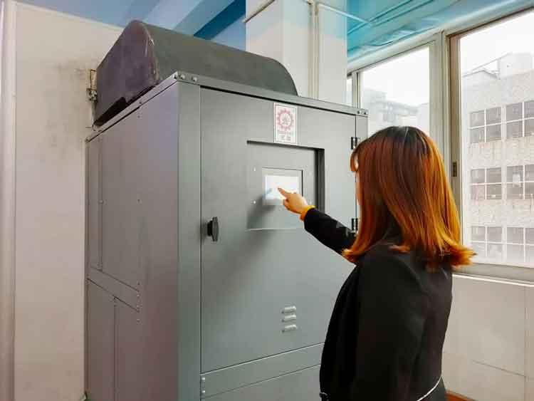 正旭空气能热泵烘干机淮山烘干机参数设置
